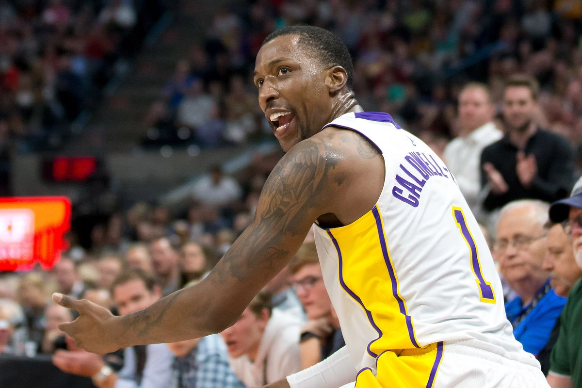 26bf3e12217 NBA Free Agent Rumors: Kentavious Caldwell-Pope returns to Lakers on  one-year deal