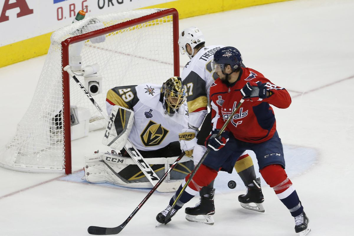 2cf02761dcb Vegas the underdog on Game 4 Stanley Cup final odds - SBNation.com