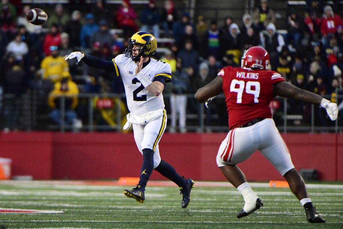 Michigan football vs. Rutgers odds