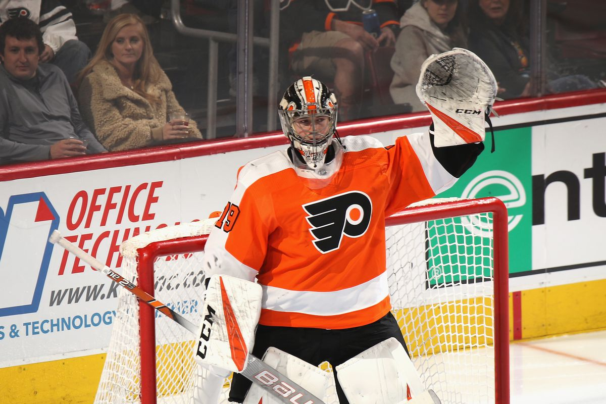 dd5f845320b92 Carter Hart to play for Team Canada at IIHF World Championship ...