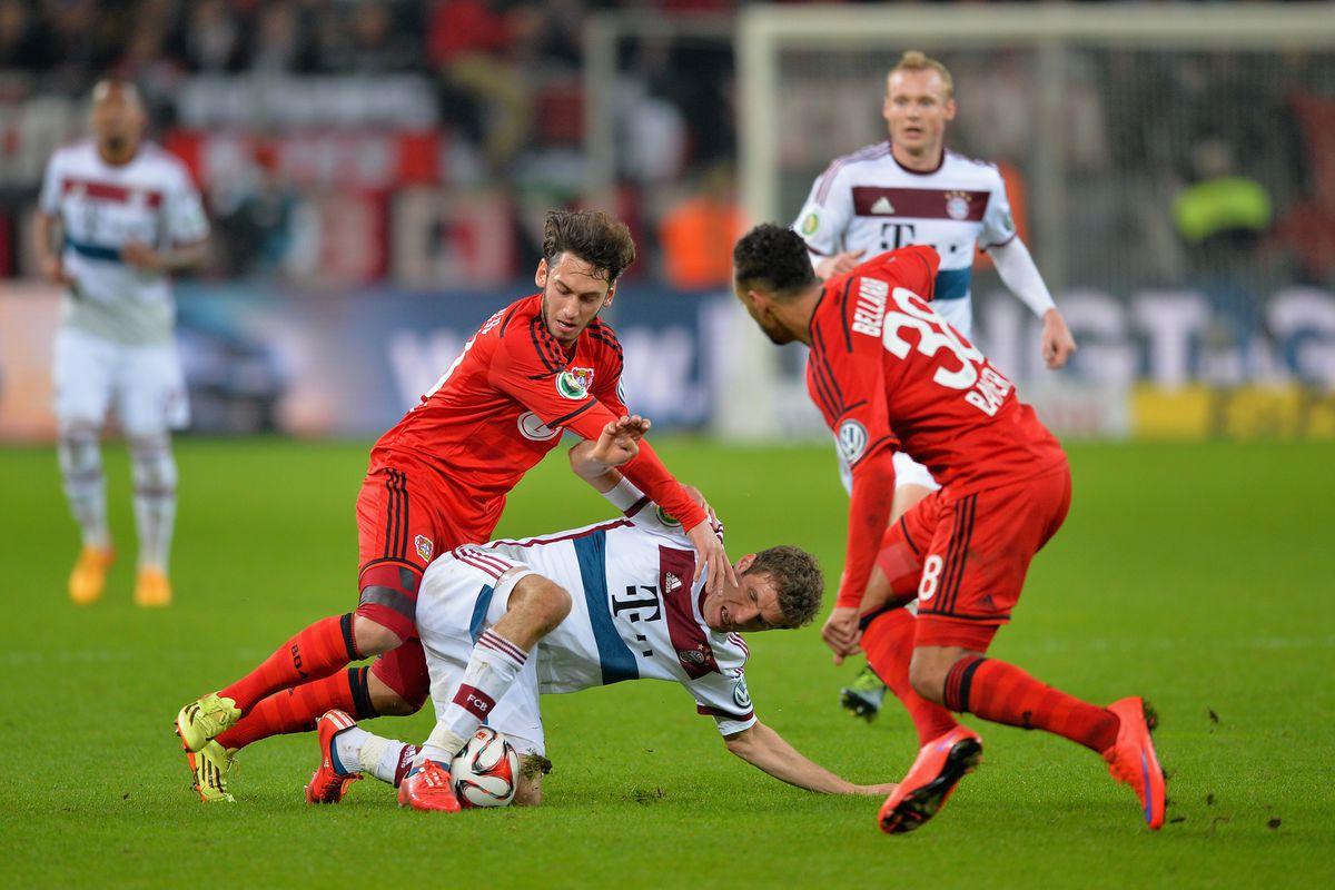 Bayern MГјnchen Leverkusen Live Stream