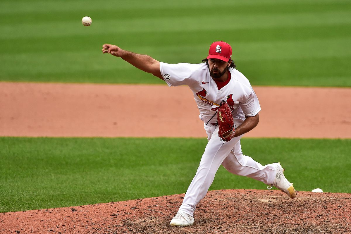 MLB: Game One-Detroit Tigers at St. Louis Cardinals