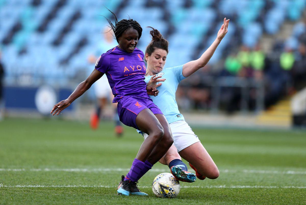 Manchester City Women v Liverpool Women - SSE Women's FA Cup Quarter Final