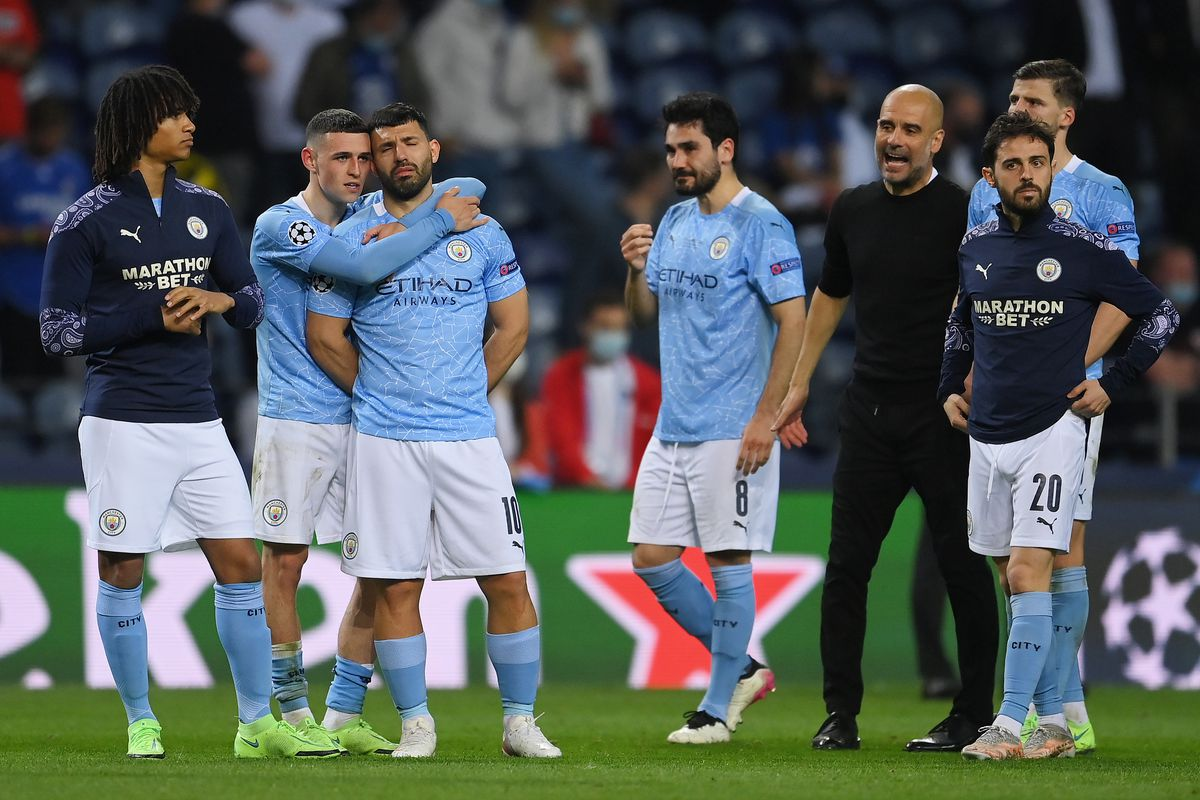 Three Reasons Manchester City Lost The Ucl Final Bitter And Blue