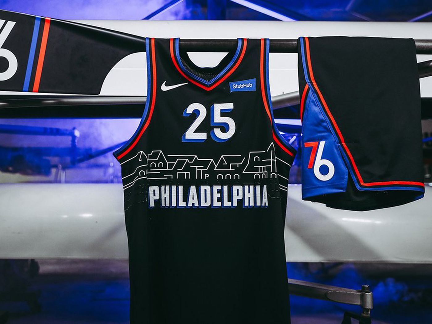 How Ben Simmons convinced the Sixers to wear black again ...