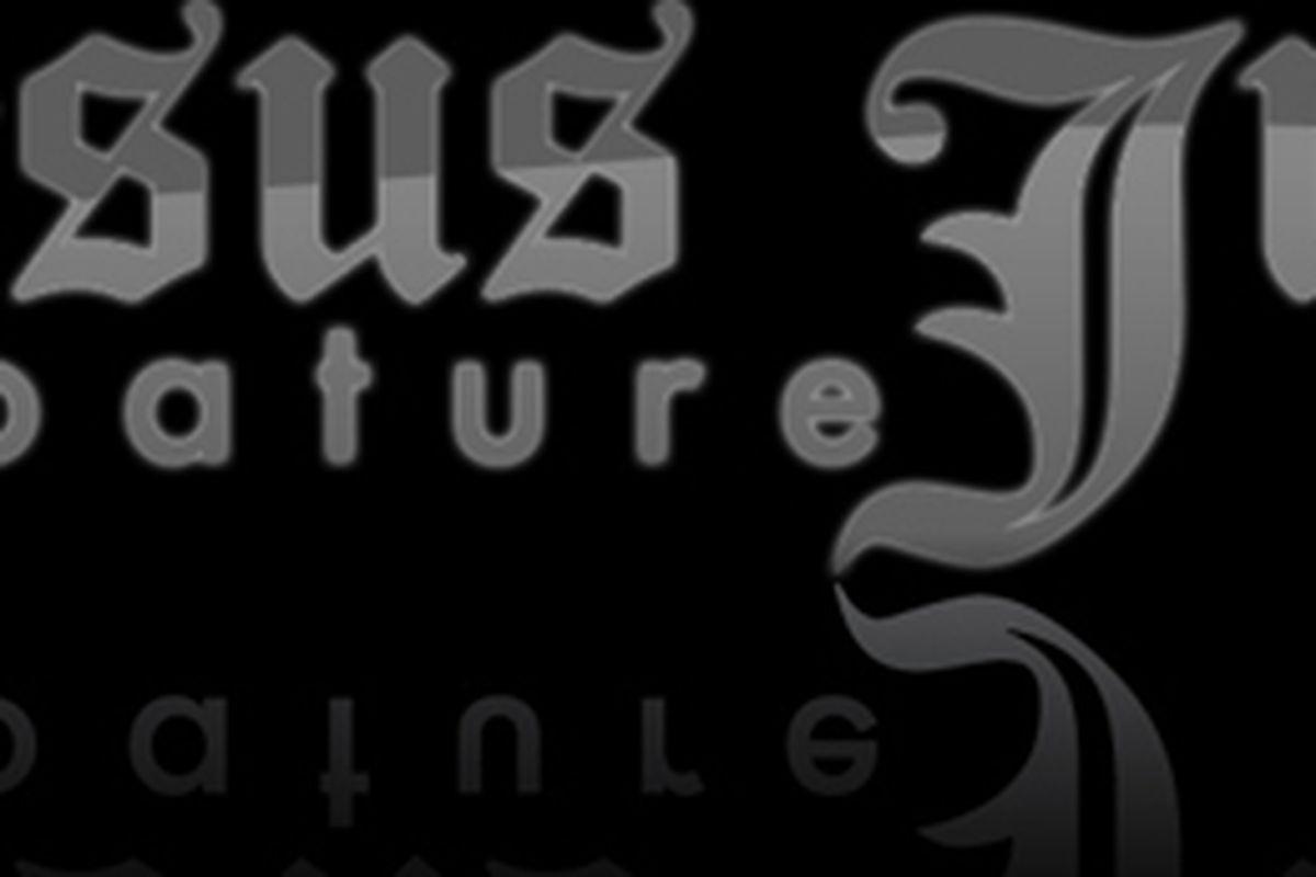 """Image via <a href=""""http://www.myspace.com/jesusjuicecoature"""">Jesus Juice Coature</a>/MySpace"""