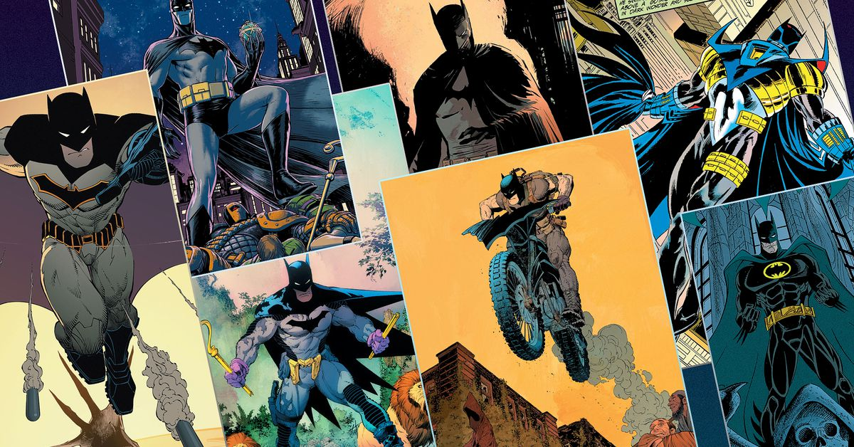 Batman's comic book costumes, ranked by influence and iconic design