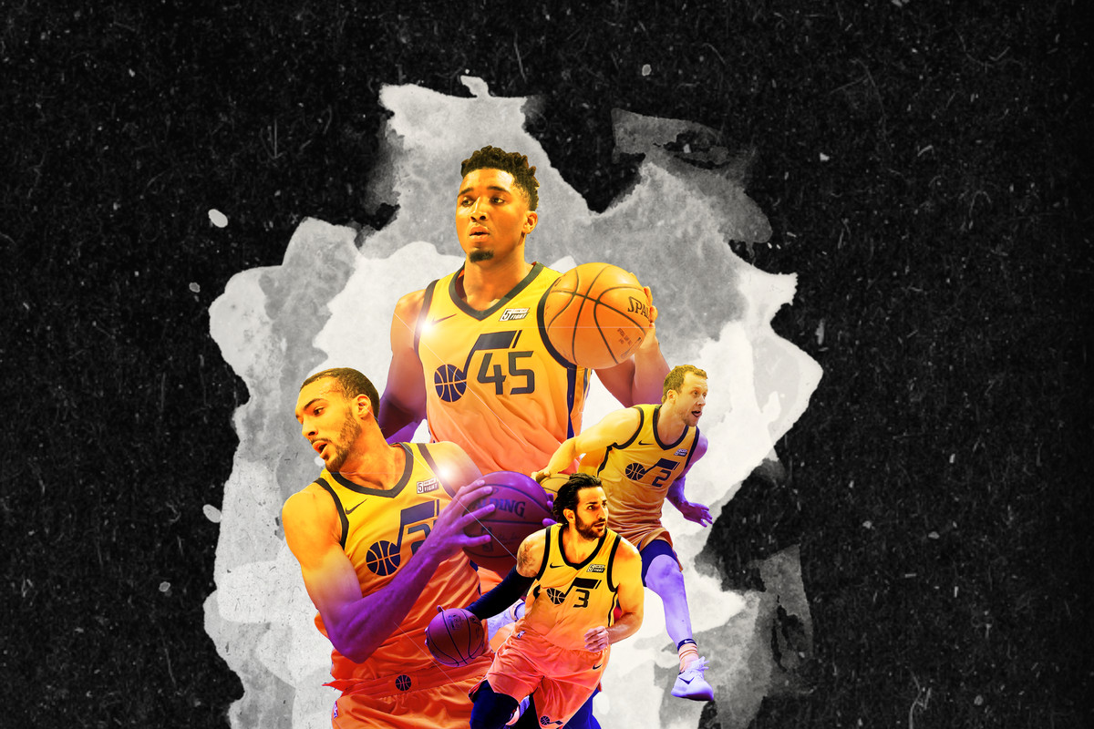 3b4d5dc7c0d Utah Jazz Season Preview  Is continuity the key for a contender ...