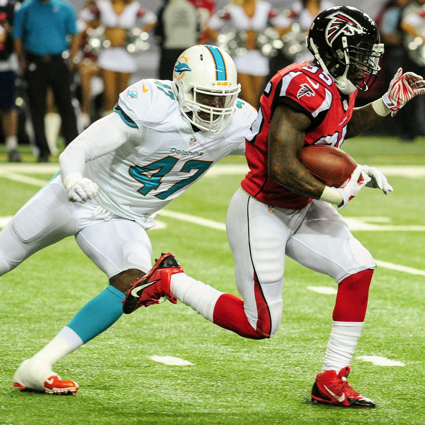 Miami Dolphins Players Change Jersey Numbers - The Phinsider