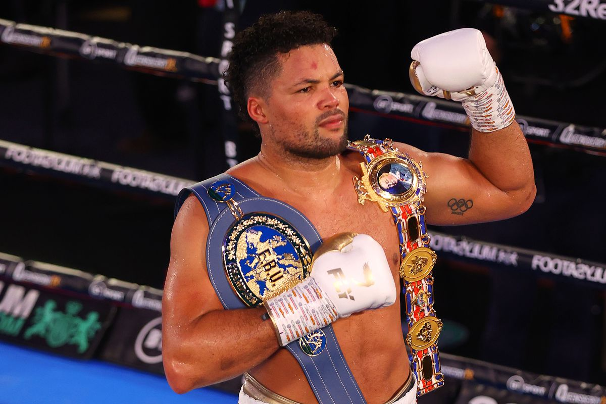 Boxing pros react to Joe Joyce's knockout of Daniel Dubois - Bad Left Hook