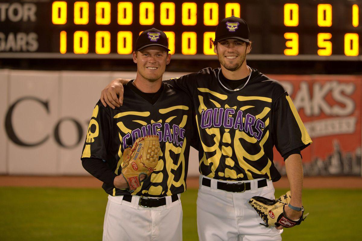 Nathan Dorris and Tyler Skulina