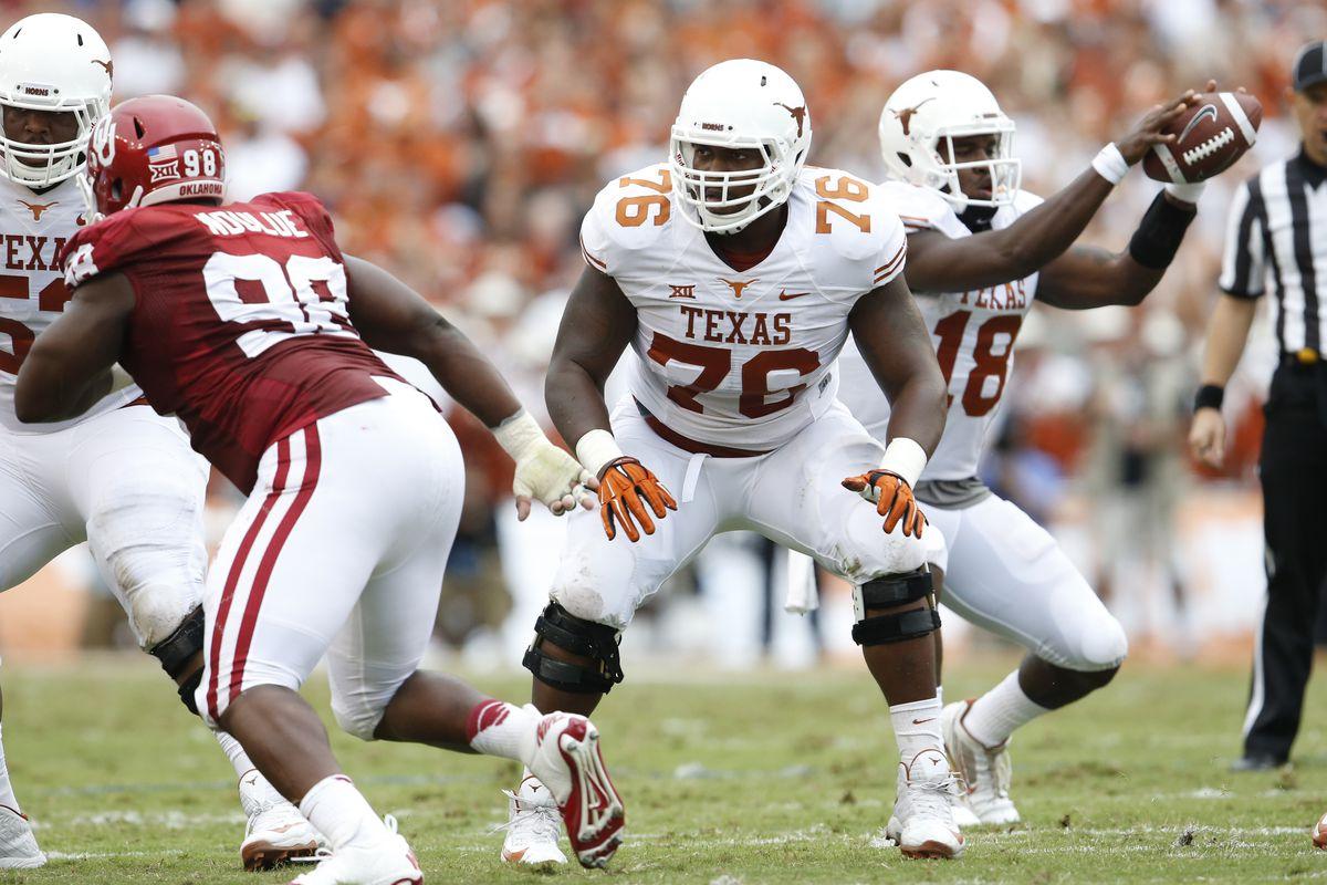 NCAA Football: Oklahoma vs Texas