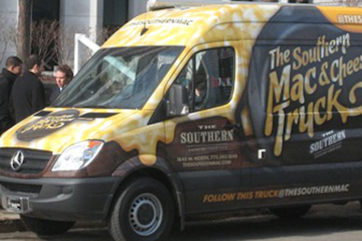 The Southern Mac & Cheese Truck