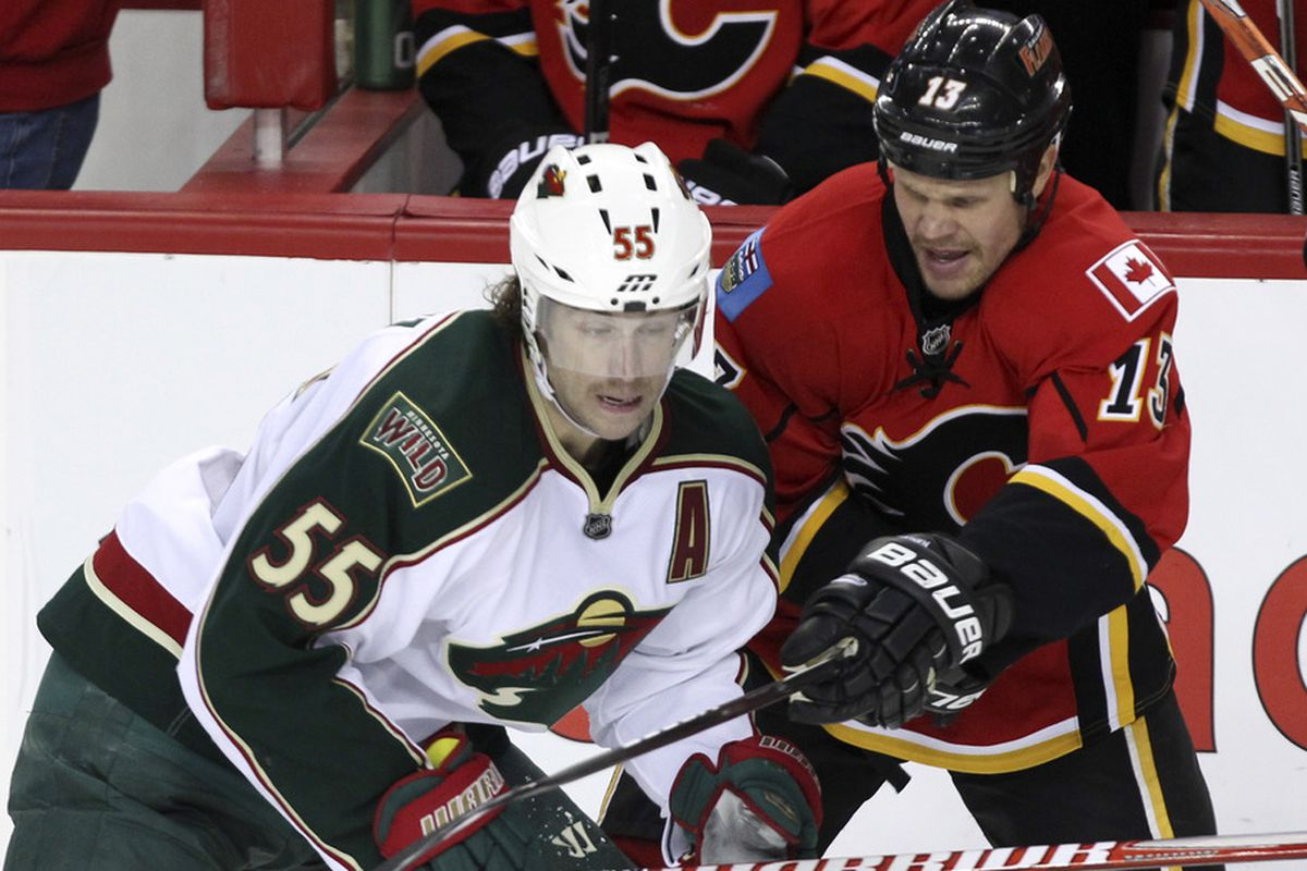 No offense, but is this really the best we could do for defensemen for an All-Time Wild team?