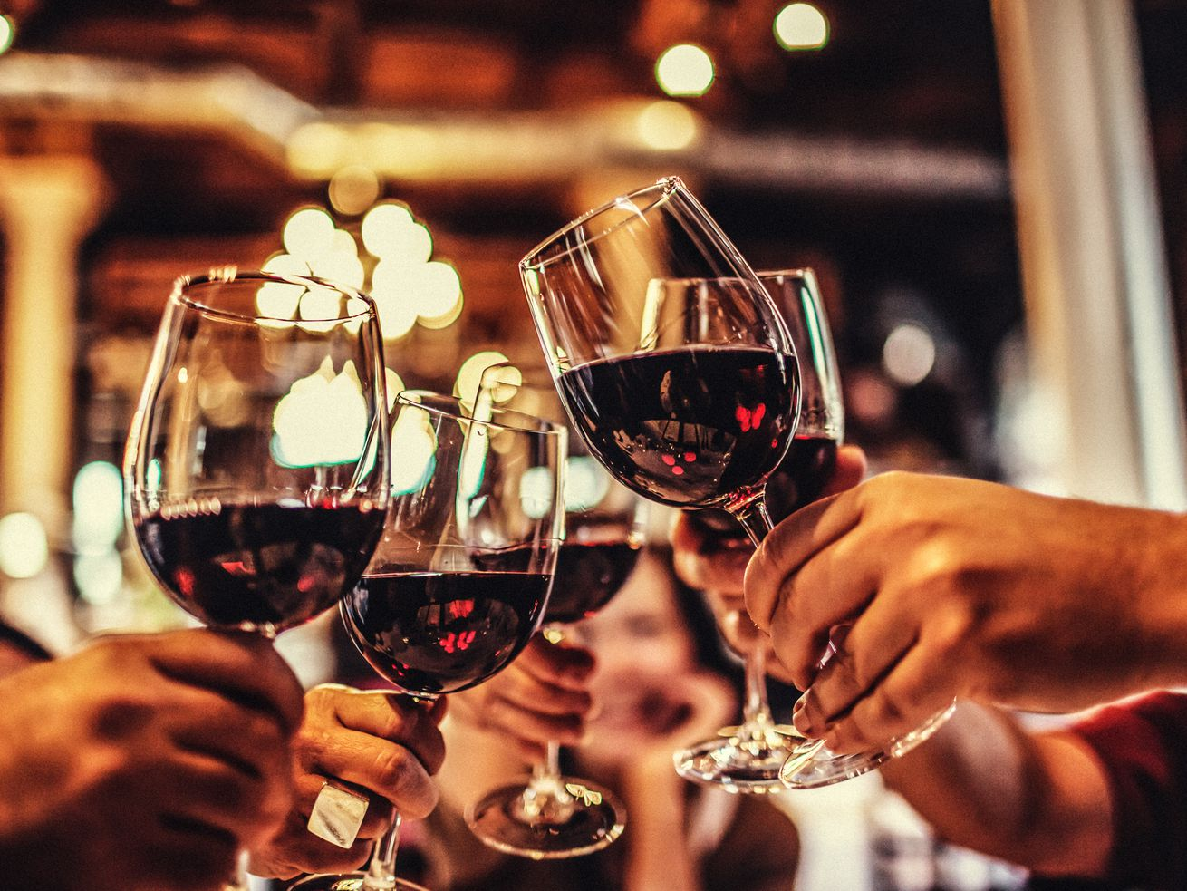 """Natural wine is """"funky,"""" """"barnyard-y,"""" and popular."""