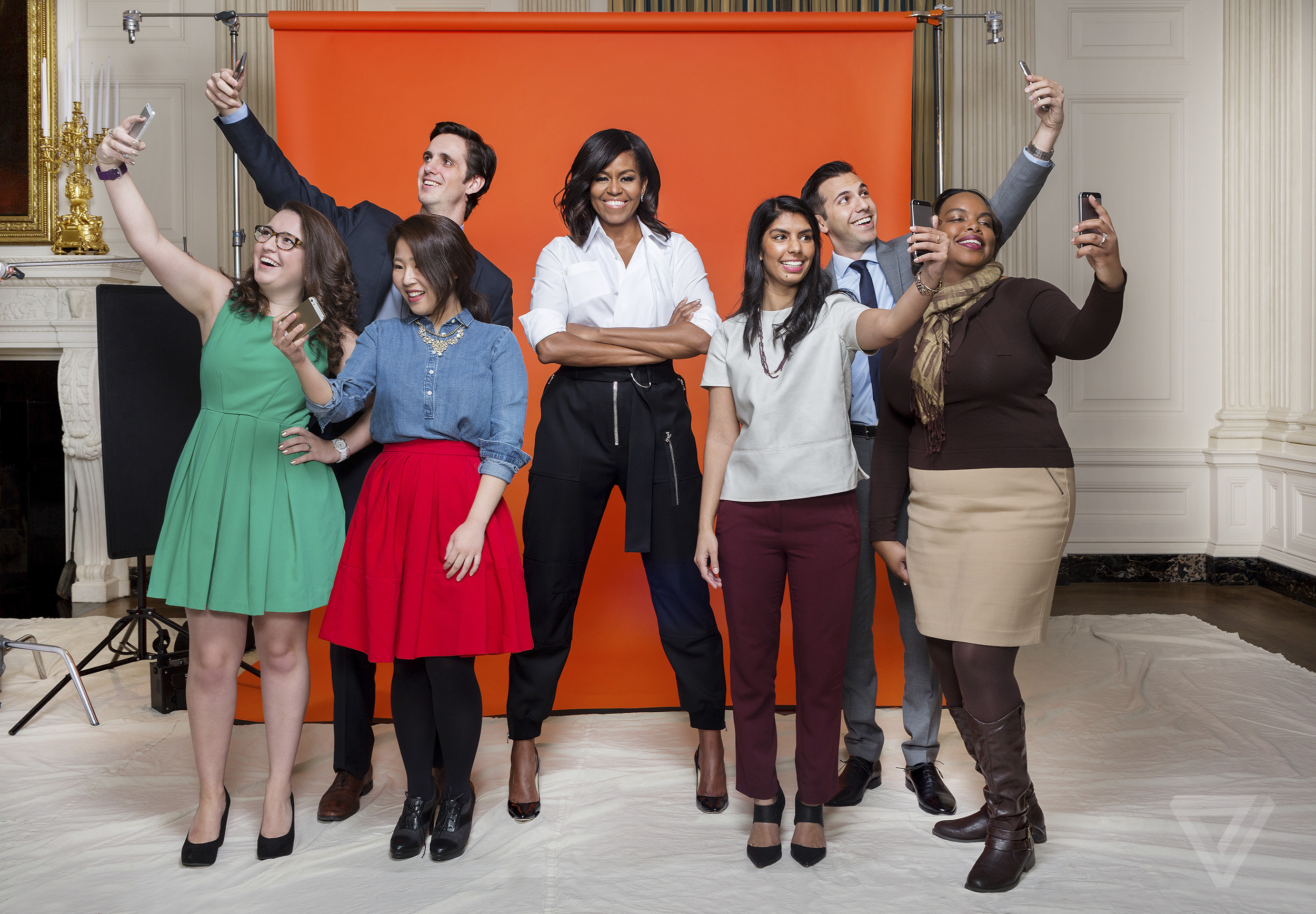 michelleobama the verge