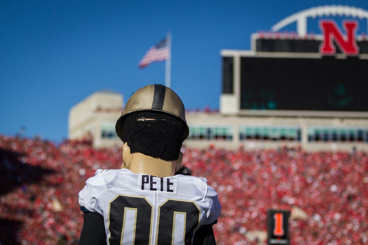 NCAA FOOTBALL: OCT 22 Purdue at Nebraska