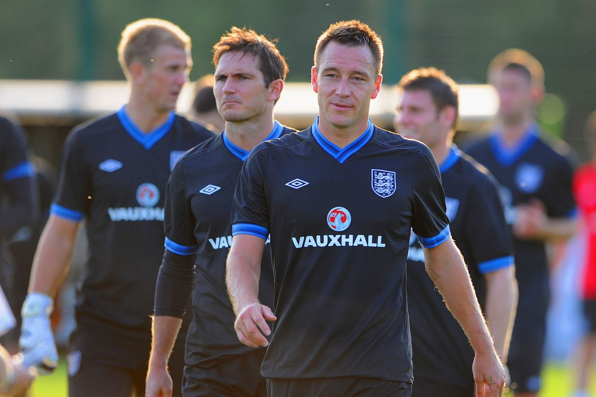 Could we see the Frank Lampard-John Terry romance feature for England again?