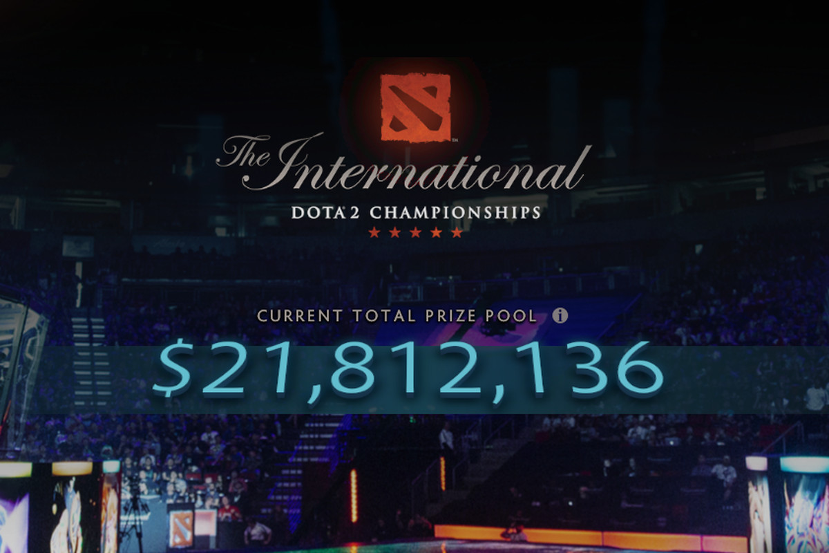 The International Is Once Again Not Only The Largest Tournament In Dota  But In All Of Competitive Gaming