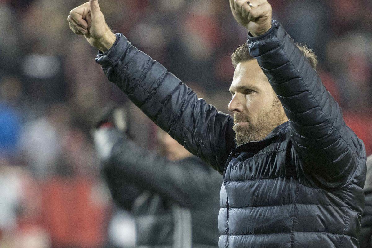 MLS: Conference Semifinals-New York City at Toronto FC