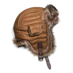 """<a href=""""http://f.curbed.cc/f/Coach_SP_121113_Trapper"""">Leather quilted trapper</a>, $498"""