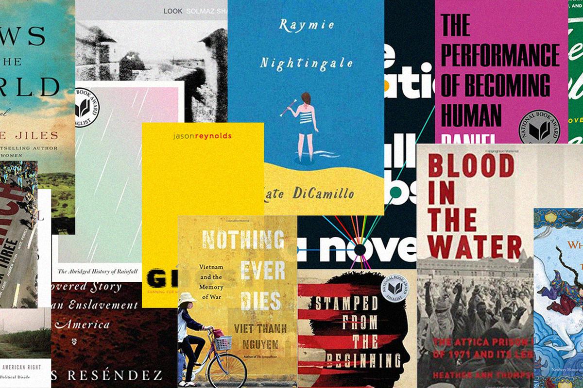 National Book Awards 2016