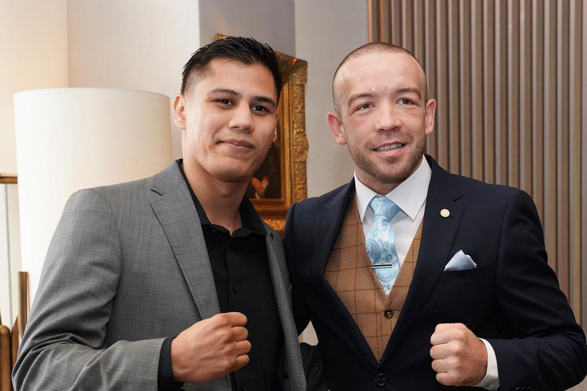 Daniel Roman and TJ Doheny look to steal the show in unification fight