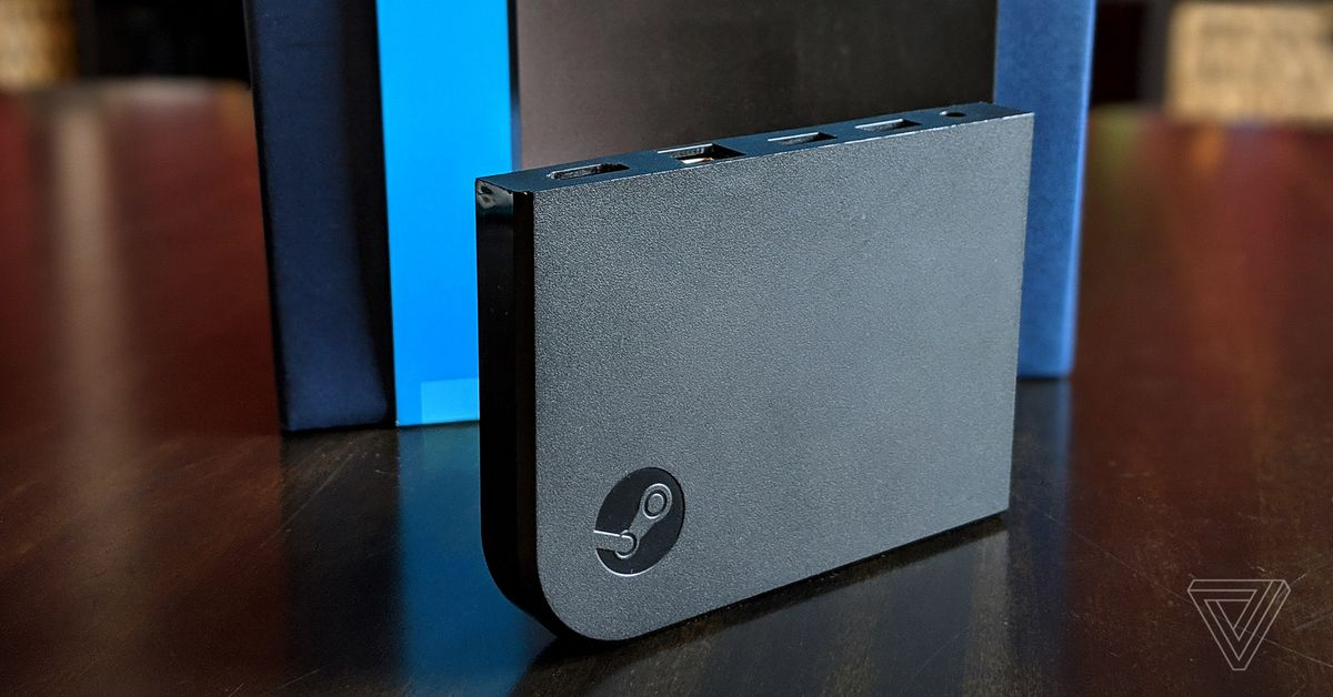 Valve discontinues the Steam Link, the best wireless HDMI gadget ever made
