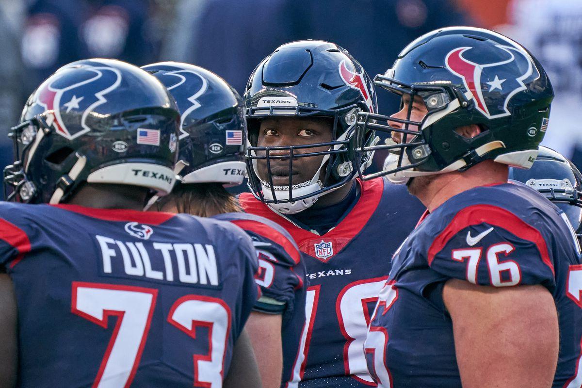 NFL: DEC 13 Texans at Bears