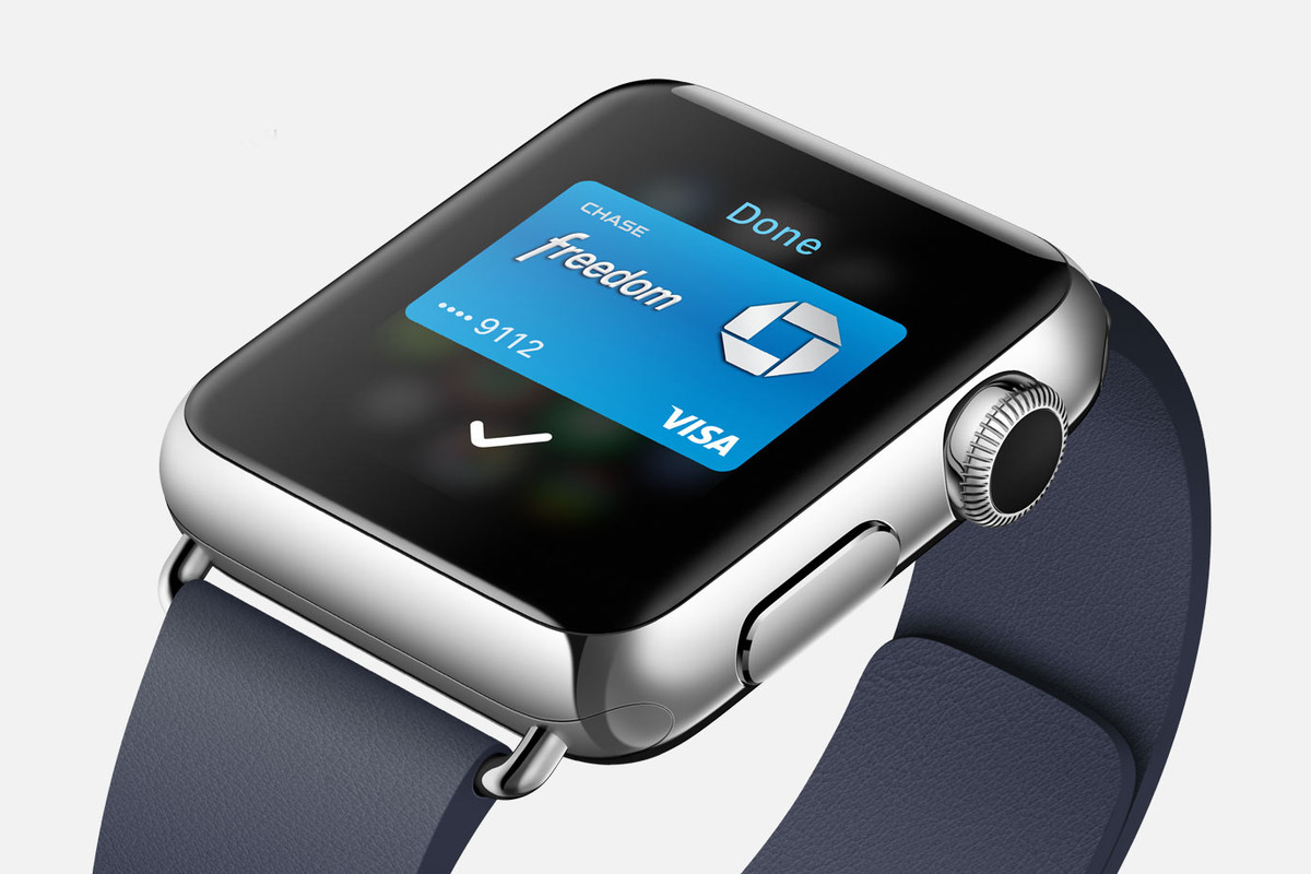 Chase bank kept Apple Pay a secret by hiding it with a real
