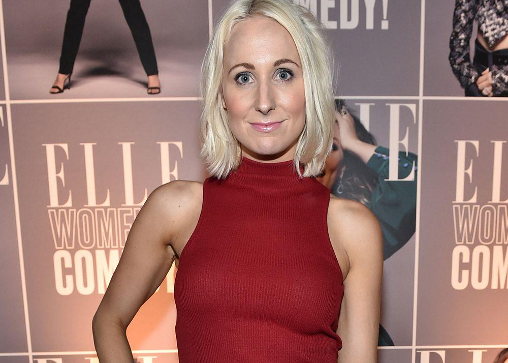 Nikki Glaser  at Elle Women in Comedy