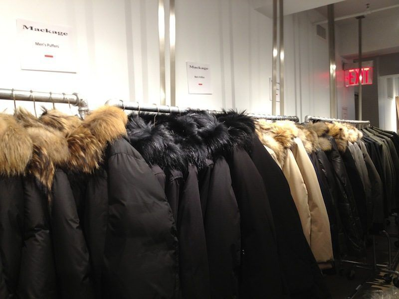 The Mackage, Soia & Kyo Sample Sale: Winter Coats Start at $200 ...