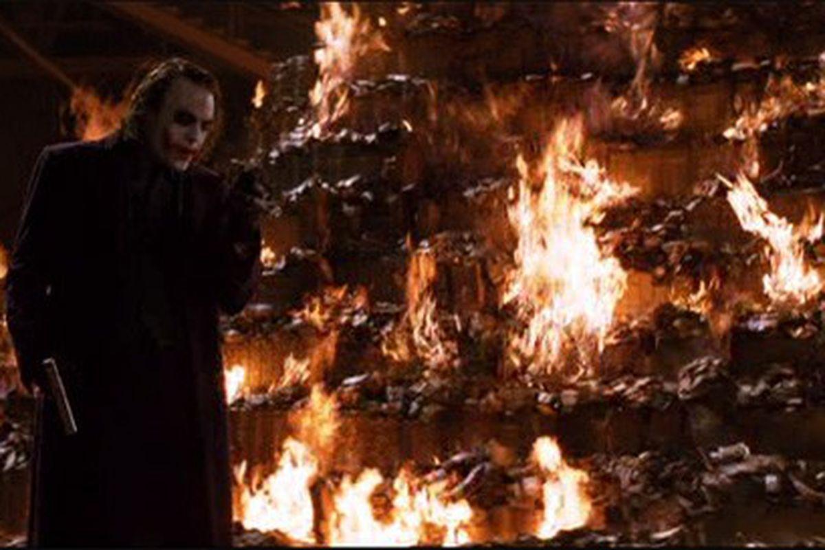 Lets burn everything.