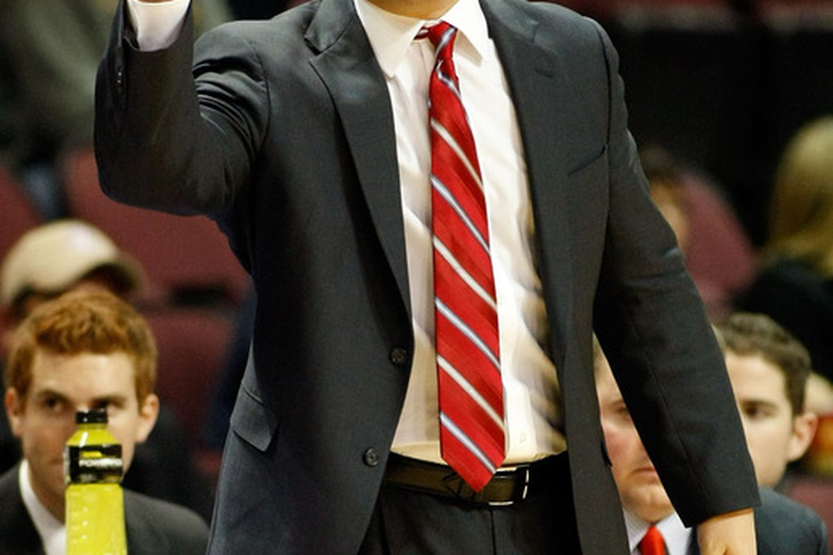 Sean Miller wants to crush the Connecticut Huskies in his hands.