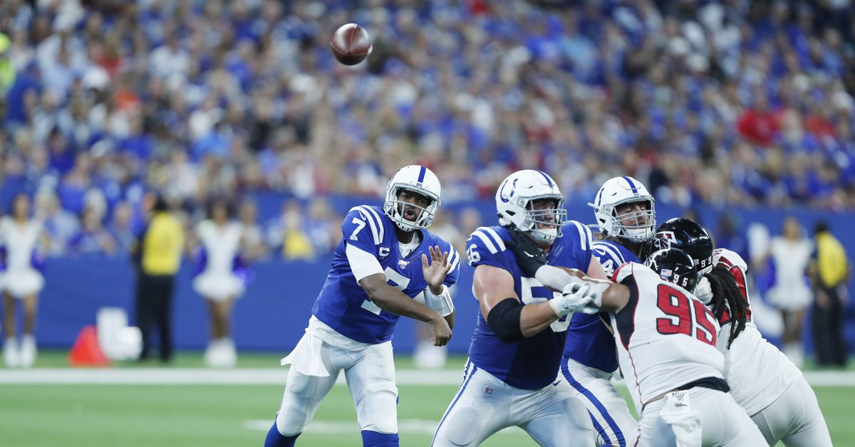 Colts News: Jacoby Brissett earns game ball after career performance
