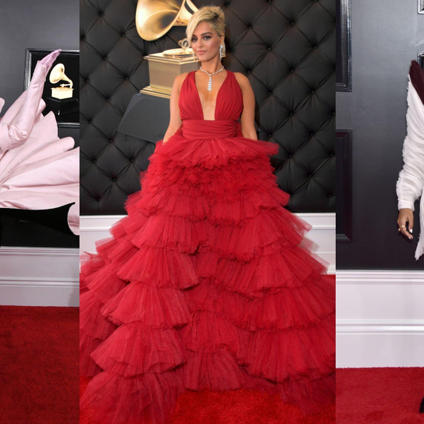 Grammys 2019 red carpet: Cardi B, Bebe Rexha, and more ...