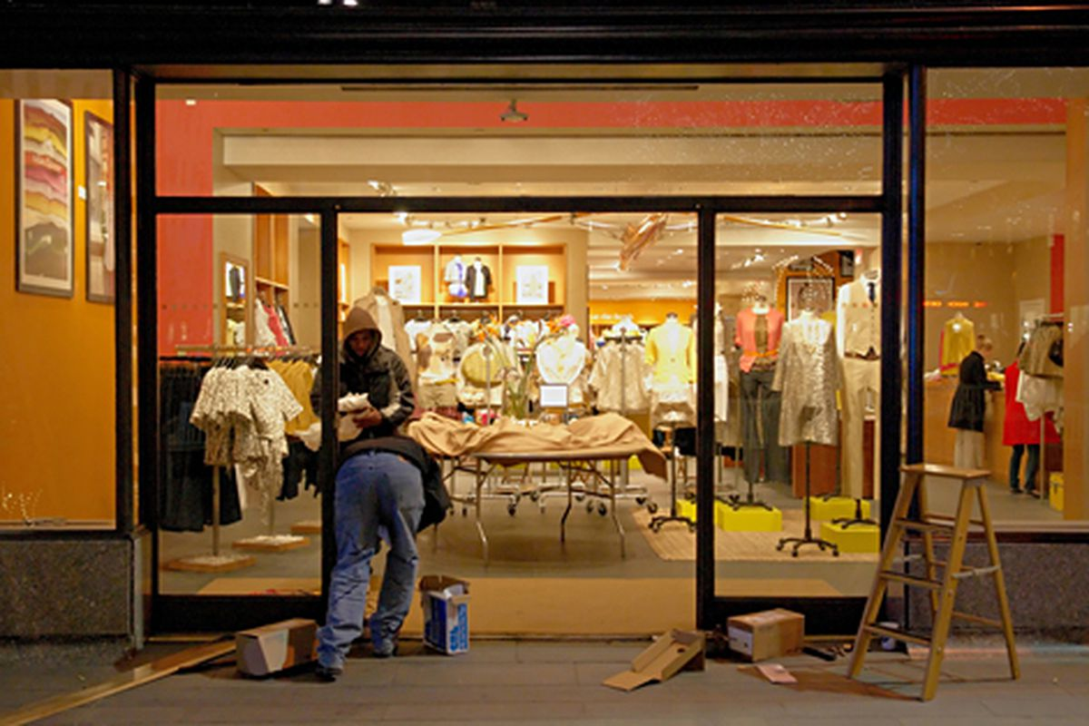 """Another J.Crew goes under the knife. Via <a href=""""http://www.flickr.com/photos/digiart2001/2313495676/"""">Digiart2001</a>/Flickr"""