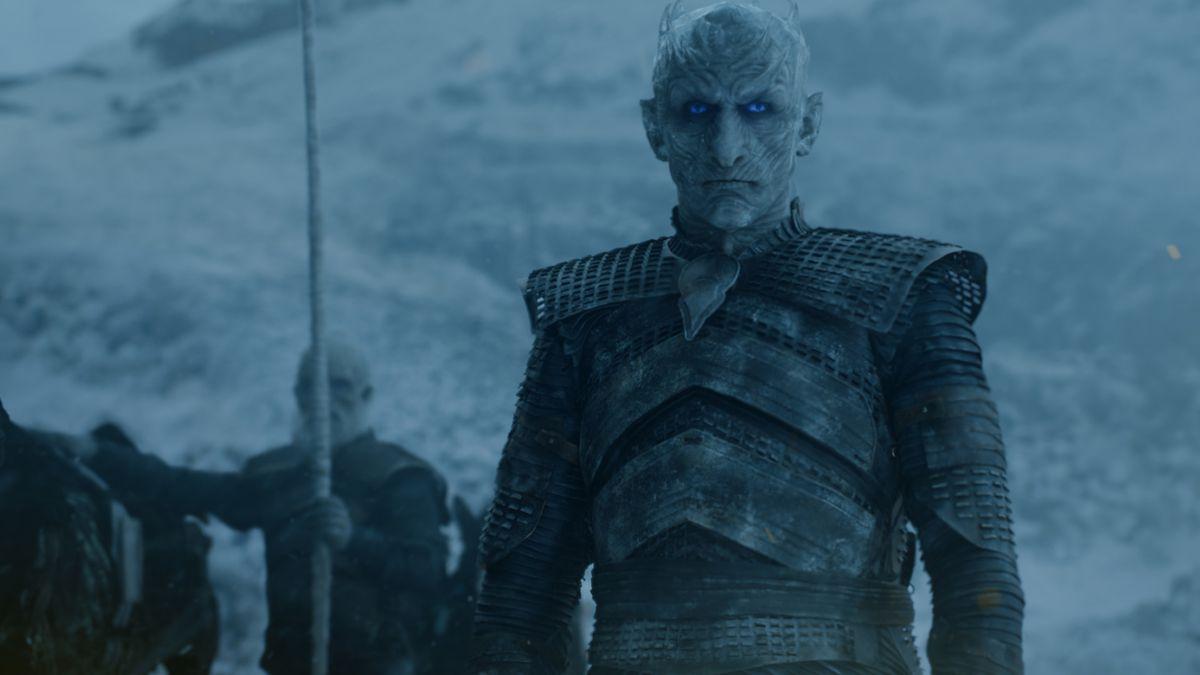 Game of Thrones season 7 - the Night King