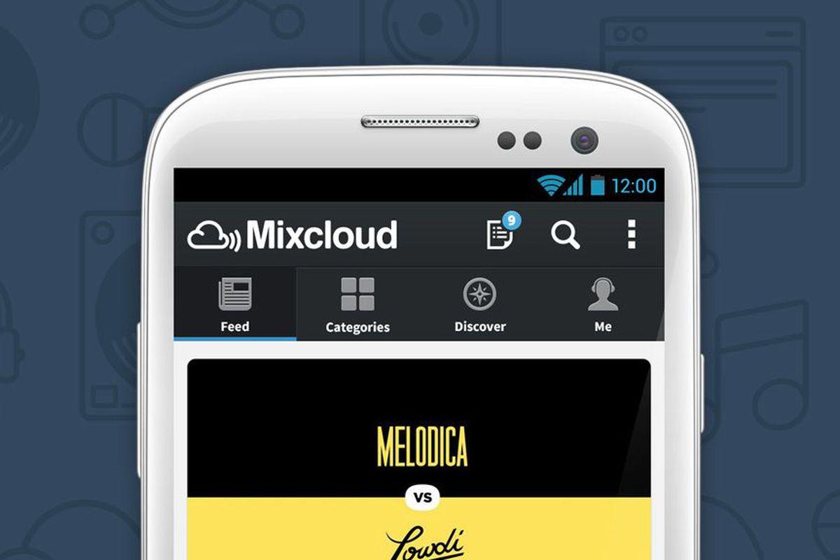 mixcloud-android