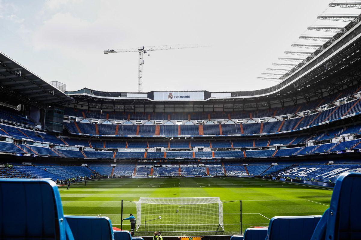 Real Madrid v Atletico Madrid - Liga