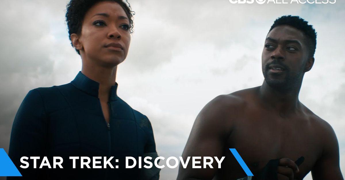 Star Trek: Discovery season 3 trailer jumps into the future thumbnail