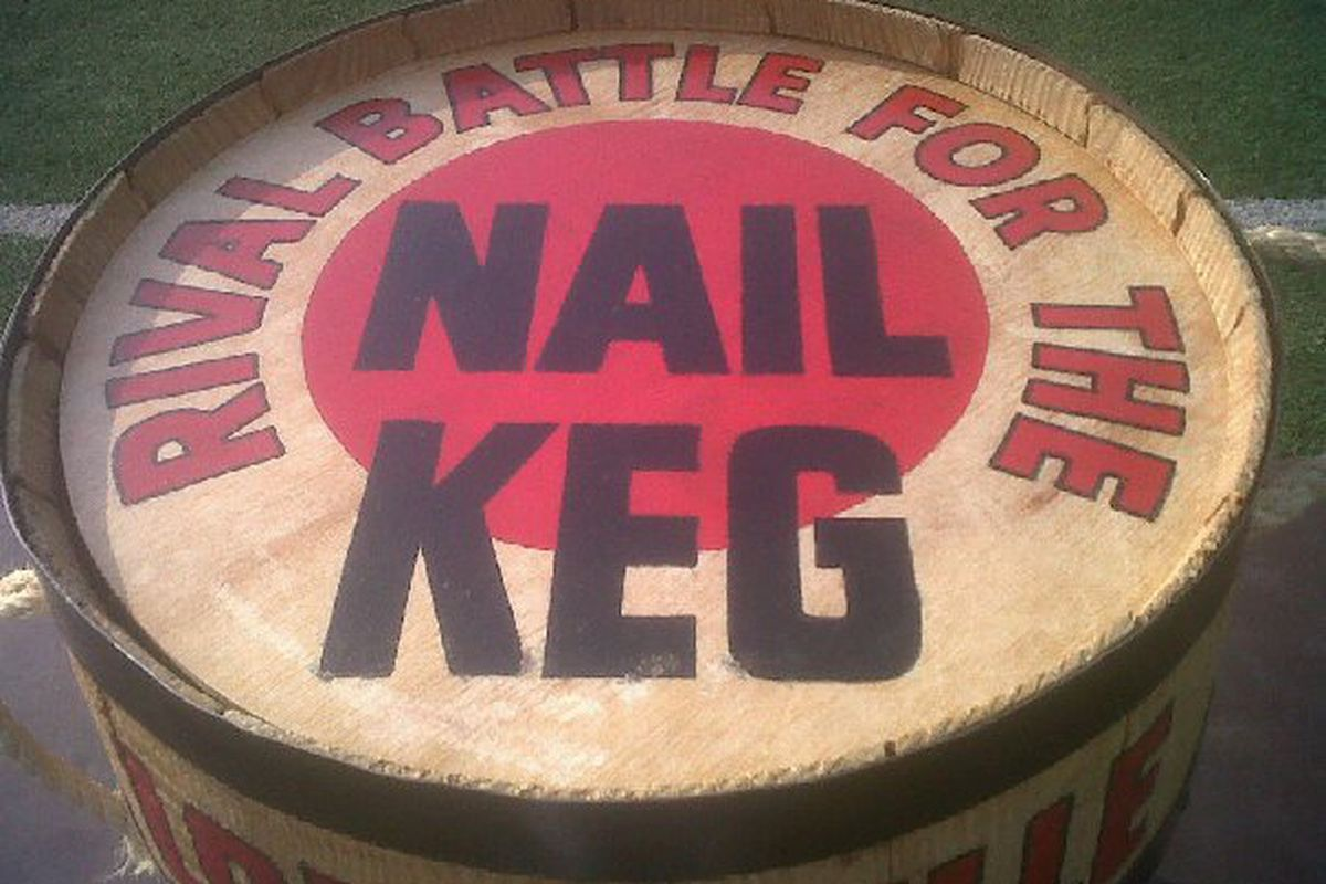 Ode To The Keg Of Nails - Card Chronicle