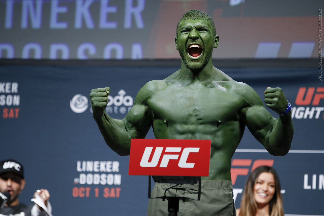 Ion Cutelaba vs. Ovince Saint Preux targeted for UFC Fight Night card on April 25