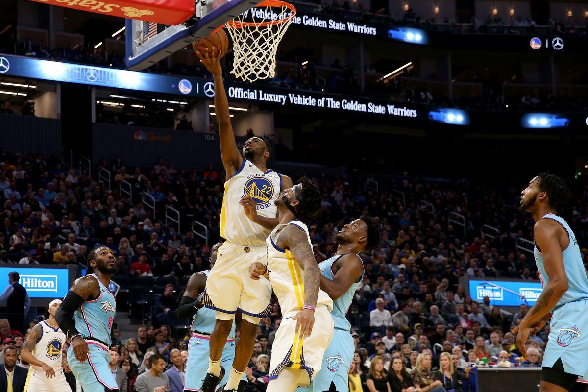 Miami Heat vs. Golden State Warriors