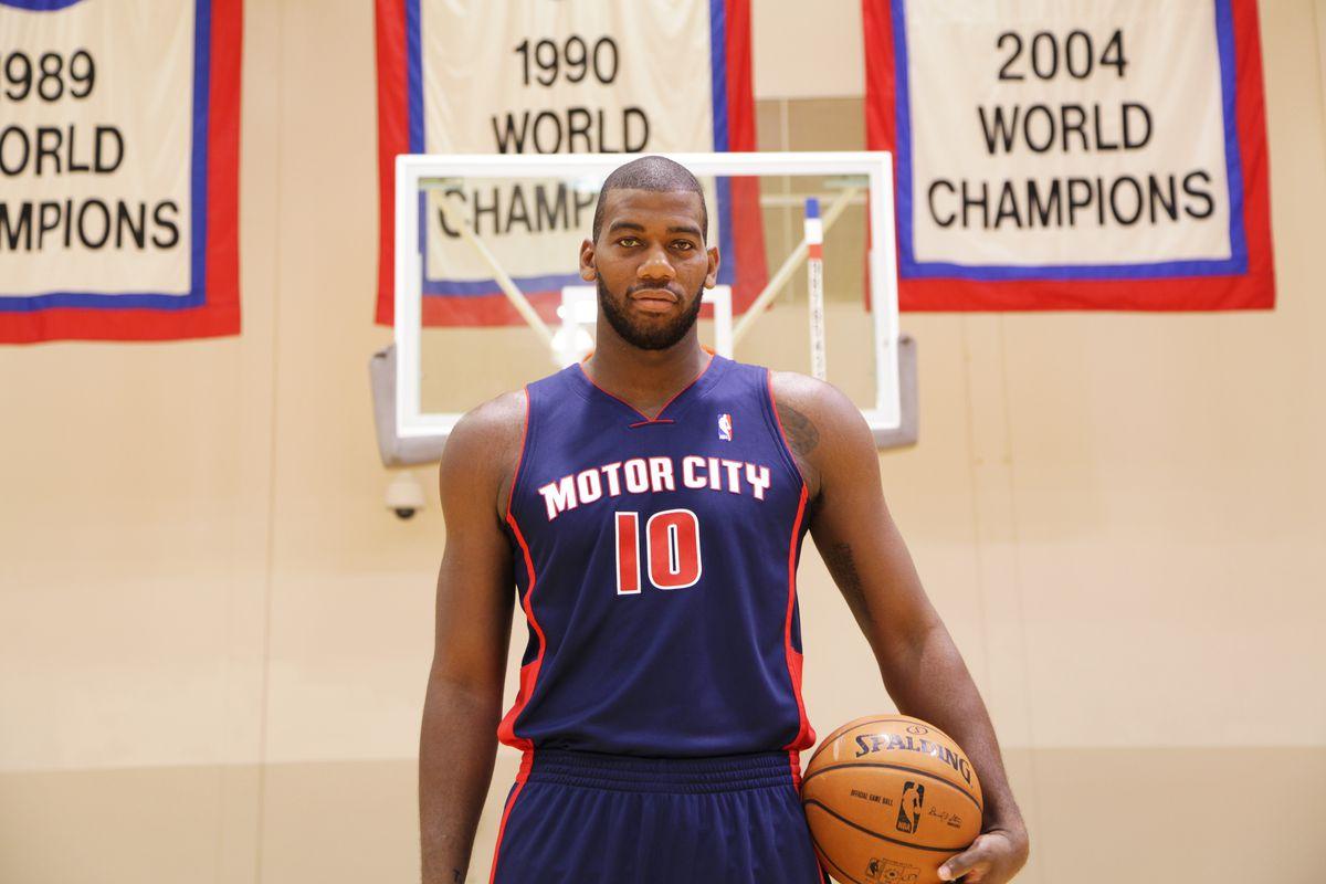 e06deca5832e Detroit Pistons reveal  Motor City  alternate jerseys - Detroit Bad Boys