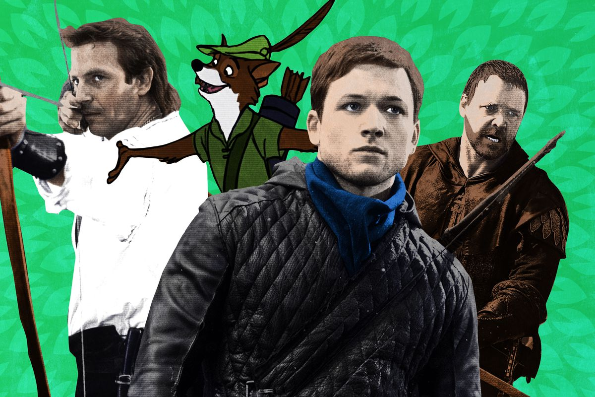 The Definitive Robin Hood Power Rankings The Ringer