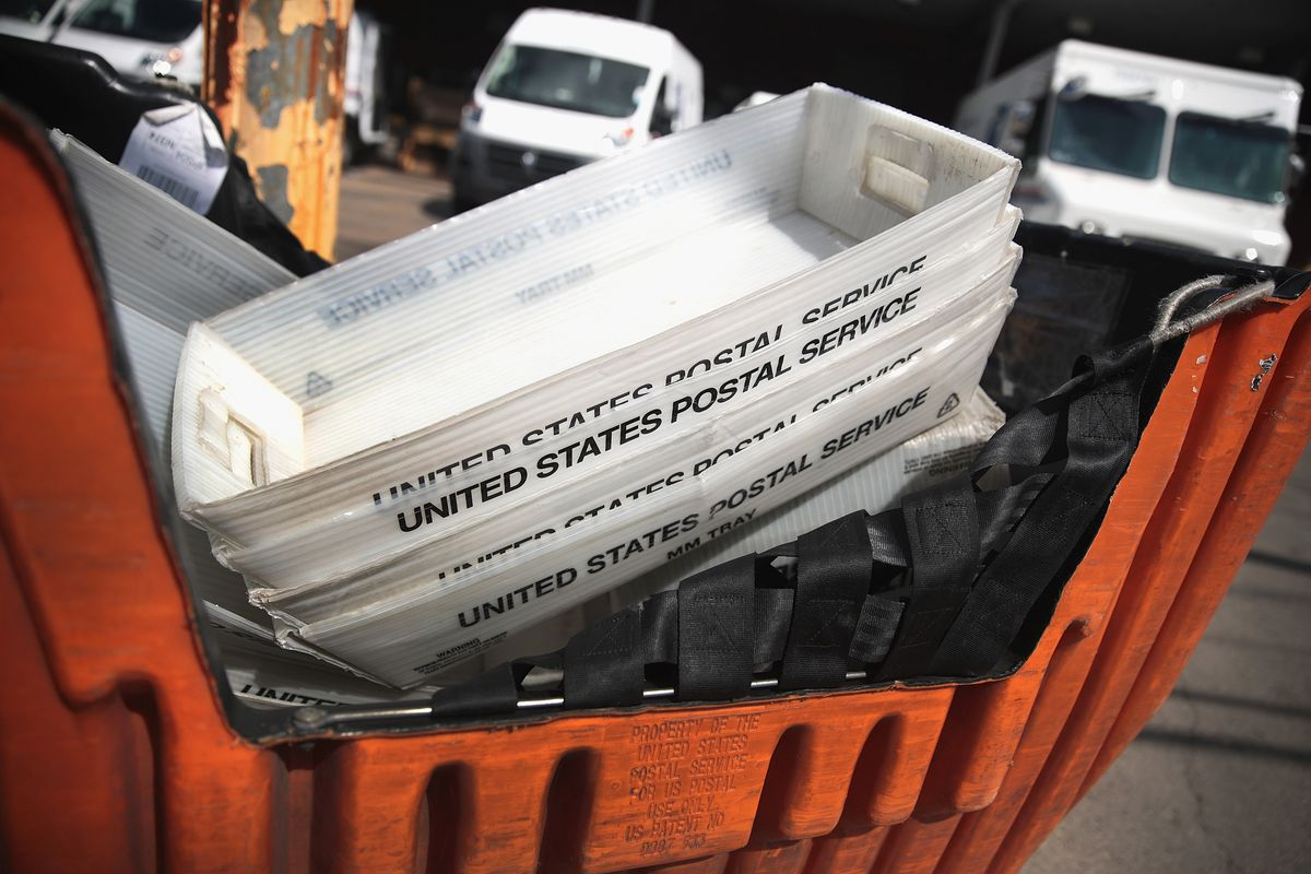 United States Postal Service Reports Lost Of 2.3 Billion, As Its Delivering Fewer Packages