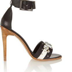 Tibi sandals, $89