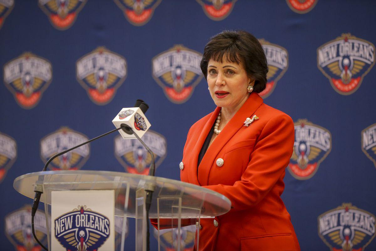 New Orleans Pelicans Introduce David Griffin Presser