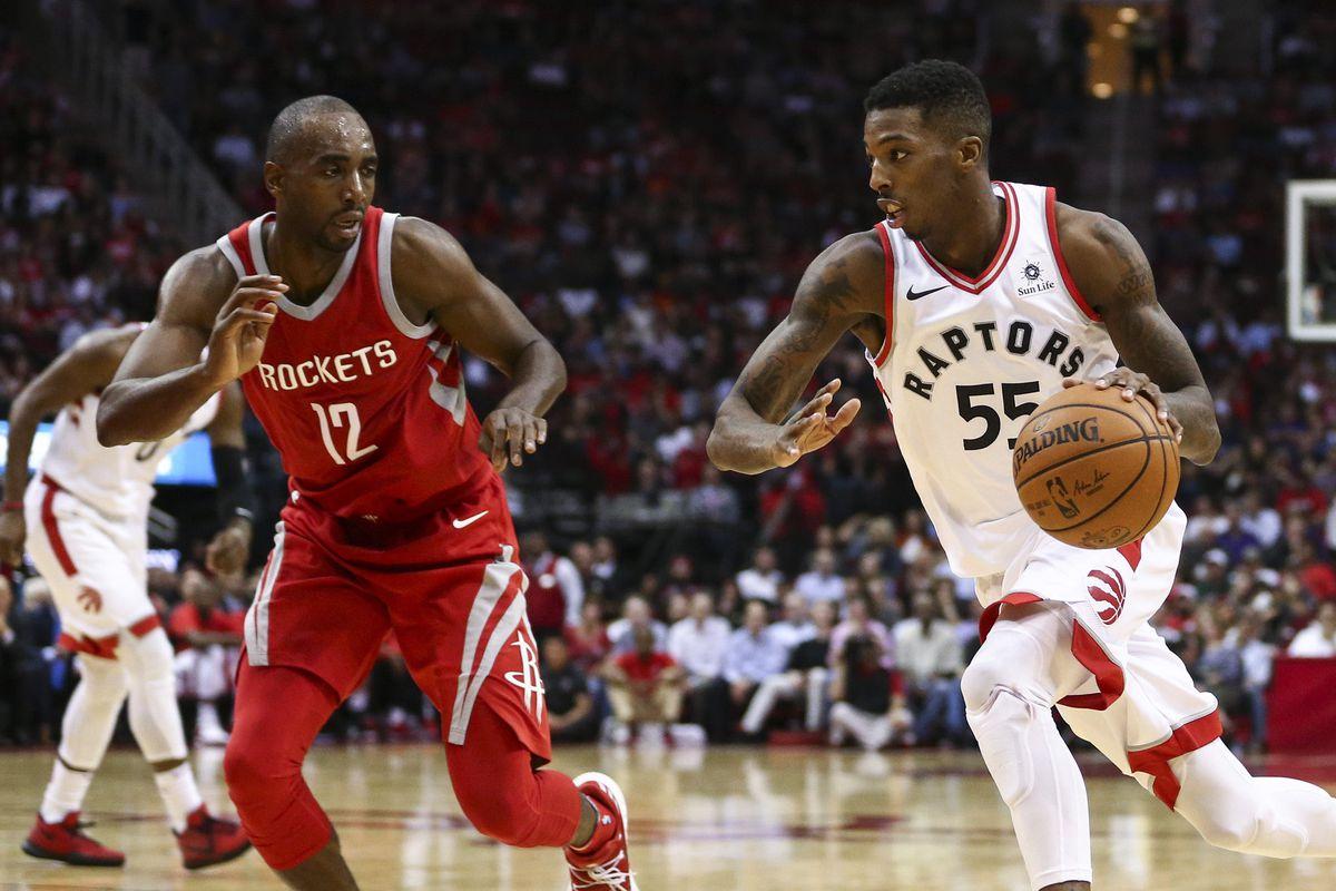 Toronto Raptors Vs Houston Rockets Game Thread Updates Tv